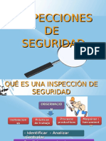 Trabajo Inspección de Seguridad