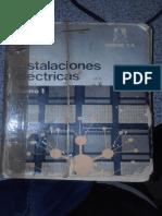 Instalaciones Elecricas Tomo I-Spitta-Siemens AG-Dossat S.a.