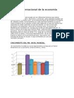 Entorno Internacional de La Economía Peruana