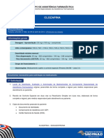 Clozapina Esquizofrenia - Protocolo Estado de São Paulo