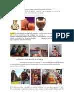 Cerámica, Culturas de Guatemala