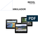 Simulador Bkool Manual