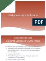 Historia Boliviana