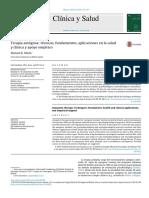 (AR)Terapia Autógena_Técnicas, Fundamentos, Aplicaciones en La Salud y Clínica y Apoyo Empírico (2016)