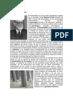 Freud y El Psicoanálisis
