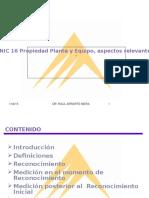 Tema 10. Nic16.Planta y Equipos