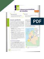 Culturas Precolombinas en Colombia