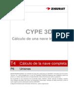 0184_T4_P6_Uniones Metal 3D