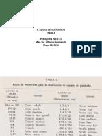 Presentación 6 PETRO. R. Sedimentarias (Parte 2) 2016-1.AHG.mzo-Jul 2016.