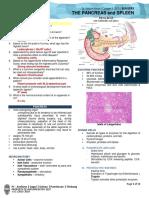 SURGERYFinals - 3.1. Pancreas and Spleen