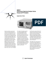 Agilent Performance Spectrum Analyzer Series Swept and FFT Analysis_5980-3081EN - Copia