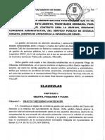 Pliego Administrativo CAI Ayto Beniel 2012