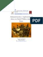 STATA - Analisis de Datos en Salud Pública