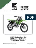 KX FI Calibration Kit Manual-English