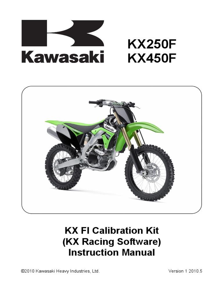 KX FI Calibration Kit ECU Bracket | Canadian Kawasaki