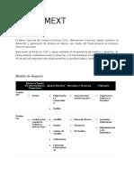 Bancomext Gerencia de Exportacion