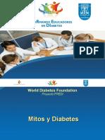 3 Mitos en La Diabetes