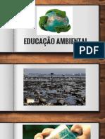 Educação Ambiental - 1° módulo - slide
