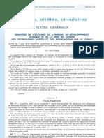 Derogations Tir Loup 2010
