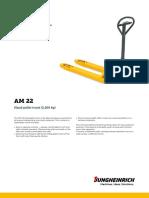 Data Sheet Am 22