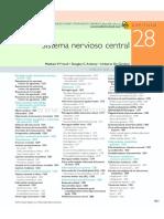 Capítulo 28 Sistema Nervioso Central