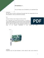 Componentes de LAN Inalámbricas