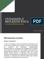 Movimientos Sociales 33026