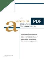 Inclusion Financiera en El Peru
