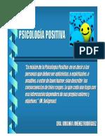 Psicologia de las Potencialidades Positivas