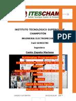 reporte de practica #1 compuertas logicas unidad II David Aguilar.docx