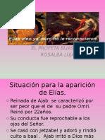Presentación N° 6. Taller Biblico. Profeta Elías.pptx