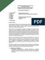 Guia 1 Epistemologia Del Lenguaje PDF