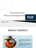 PPT Musculoesqueleticas 3.0