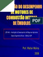 Motores de combustão INTERNA