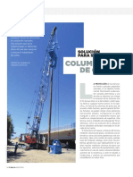 Reportaje Grafico Columnas de Grava Revista BIT Julio 2014