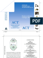 Act Products Services Brochure