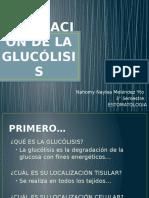 Regulación de La Glucólisis Expo