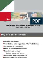 FREP Business Case Presentation