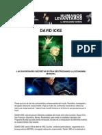 Dossier de Prensa David Icke