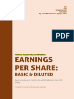 FAR - Earnings Per Share