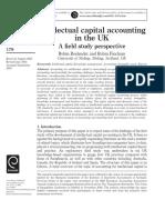 Accounting Auditing & Accountability Journal Volume 17 Issue 2 2004 [Doi 10.1108_09513570410532429] Roslender, Robin; Fincham, Robin -- Intellectual Capital Accoun