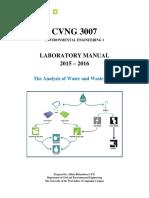 2015- 2016 Laboratory Manual