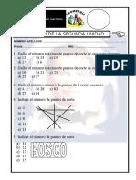 EXAMEN 02 UNIDAD GEOMETRÍA 1°