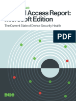 2016 Duo Security Trusted Access Report Microsoft Edition
