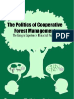 The Politics_of Cooperative Forest Management- The Kangra Experience