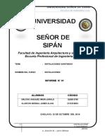Proyecto de Abastecimiento de Agua Potable Para La Vivienda Multifamiliar Chiclayo