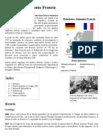 Relaciones Alemania Francia