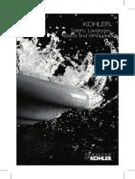 Kohler ToiletsLavatoriesWhirlpoolsBaths.pdf