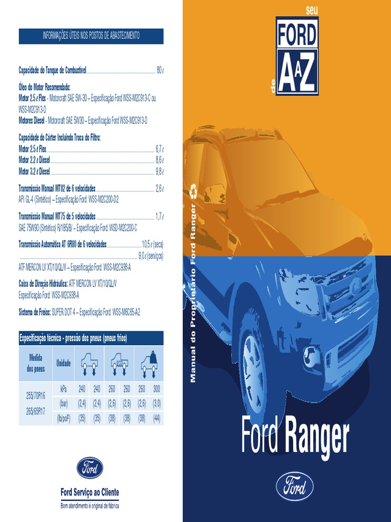 ford ranger rh es scribd com 97 Ford Ranger 4x4 97 Ford Ranger Engine Diagram