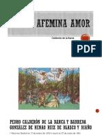 Fieras Afemina Amor (Exposición)